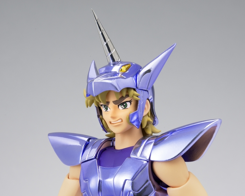 Figurine Saint Seiya Myth Cloth Jabu de la Licorne Revival 16cm 1001 Figurines 7