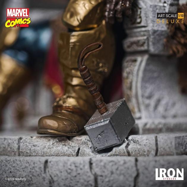 Statuette Marvel Comics BDS Art Scale Odin 31cm 1001 Figurines (10)
