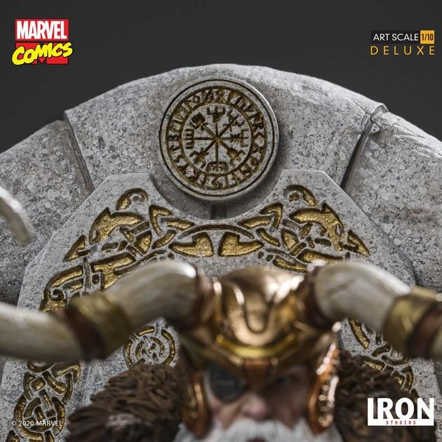 Statuette Marvel Comics BDS Art Scale Odin 31cm 1001 Figurines (11)