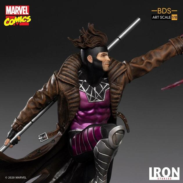 Statuette Marvel Comics BDS Art Scale Gambit 26cm 1001 figurines (6)
