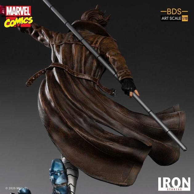 Statuette Marvel Comics BDS Art Scale Gambit 26cm 1001 figurines (8)