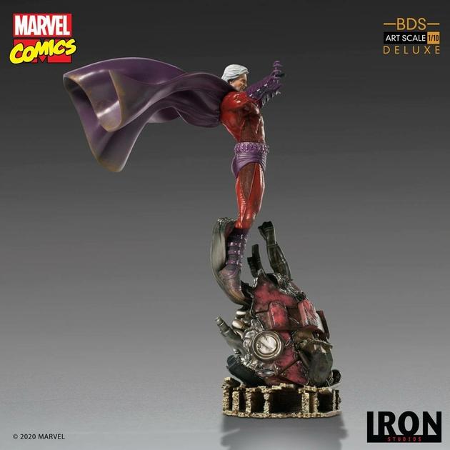 Statuette Marvel Comics BDS Art Scale Magneto 31cm 1001 Figurines (8)