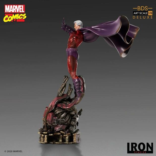 Statuette Marvel Comics BDS Art Scale Magneto 31cm 1001 Figurines (10)