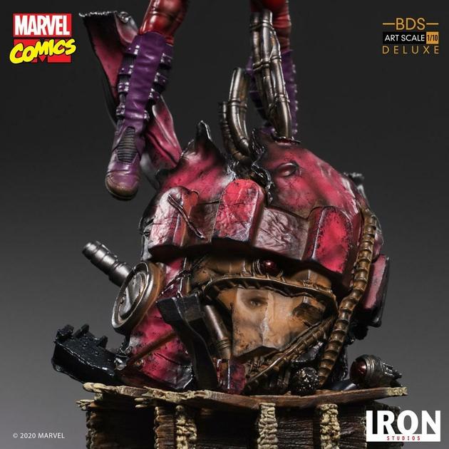 Statuette Marvel Comics BDS Art Scale Magneto 31cm 1001 Figurines (13)