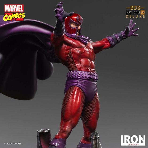 Statuette Marvel Comics BDS Art Scale Magneto 31cm 1001 Figurines (14)