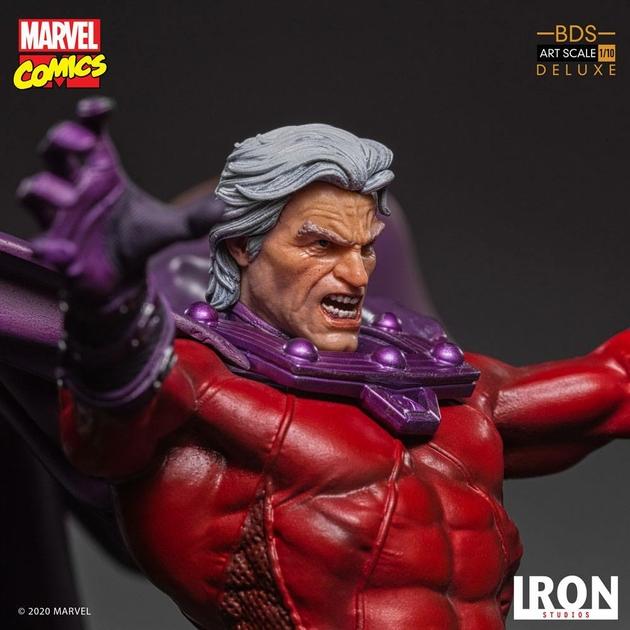 Statuette Marvel Comics BDS Art Scale Magneto 31cm 1001 Figurines (15)