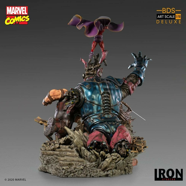 Statue Marvel Comics BDS Art Scale Sentinel Deluxe 66cm 1001 Figurines (4)