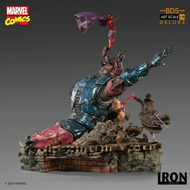 Statue Marvel Comics BDS Art Scale Sentinel Deluxe 66cm 1001 Figurines (5)
