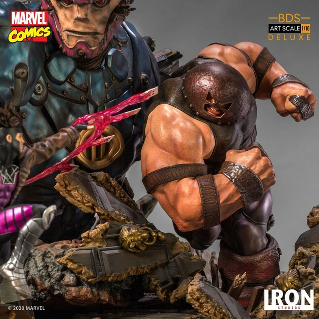 Statue Marvel Comics BDS Art Scale Sentinel Deluxe 66cm 1001 Figurines (8)