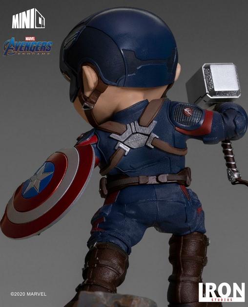 Figurine Avengers Endgame Mini Co. Captain America 15cm 1001 Figuirnes (9)