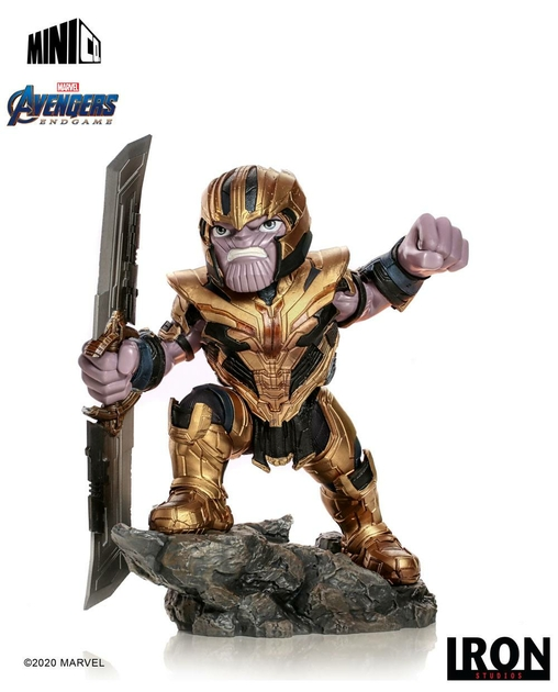 Figurine Avengers Endgame Mini Co.Thanos 20cm 1001 Figurines (1)