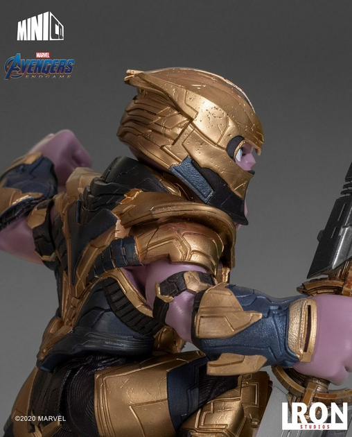 Figurine Avengers Endgame Mini Co.Thanos 20cm 1001 Figurines (6)