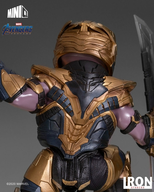 Figurine Avengers Endgame Mini Co.Thanos 20cm 1001 Figurines (7)
