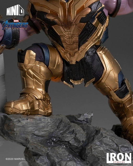 Figurine Avengers Endgame Mini Co.Thanos 20cm 1001 Figurines (8)
