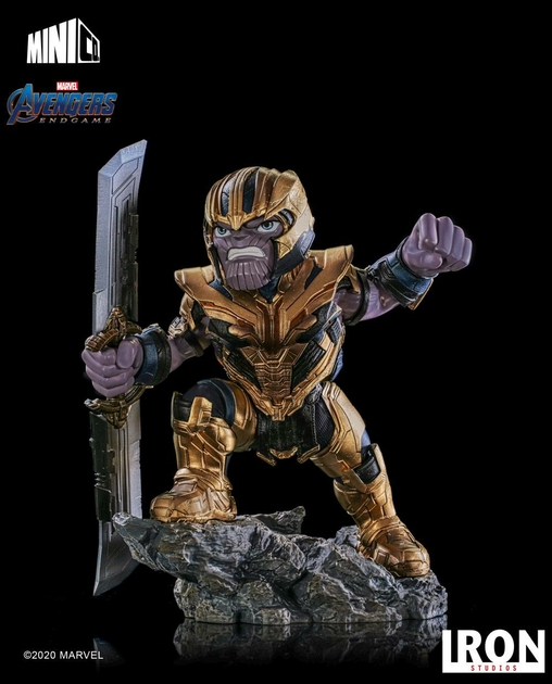 Figurine Avengers Endgame Mini Co.Thanos 20cm 1001 Figurines (11)
