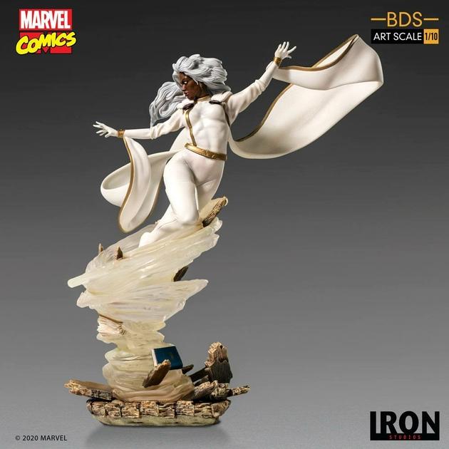 Statuette Marvel Comics BDS Art Scale Storm 26cm 1001 Figurines (3)