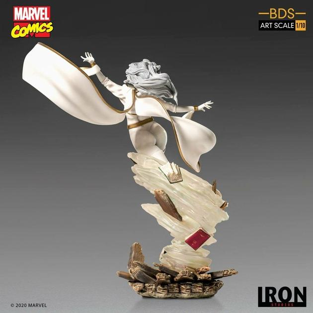 Statuette Marvel Comics BDS Art Scale Storm 26cm 1001 Figurines (5)