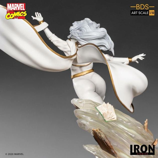 Statuette Marvel Comics BDS Art Scale Storm 26cm 1001 Figurines (8)