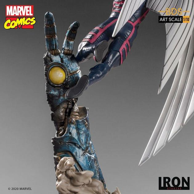 Statuette Marvel Comics BDS Art Scale Archangel 40cm 1001 Figurines (5)