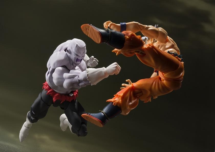 Figurine Dragon Ball Super S.H. Figuarts Jiren Final Battle 17cm 1001 figurines 5