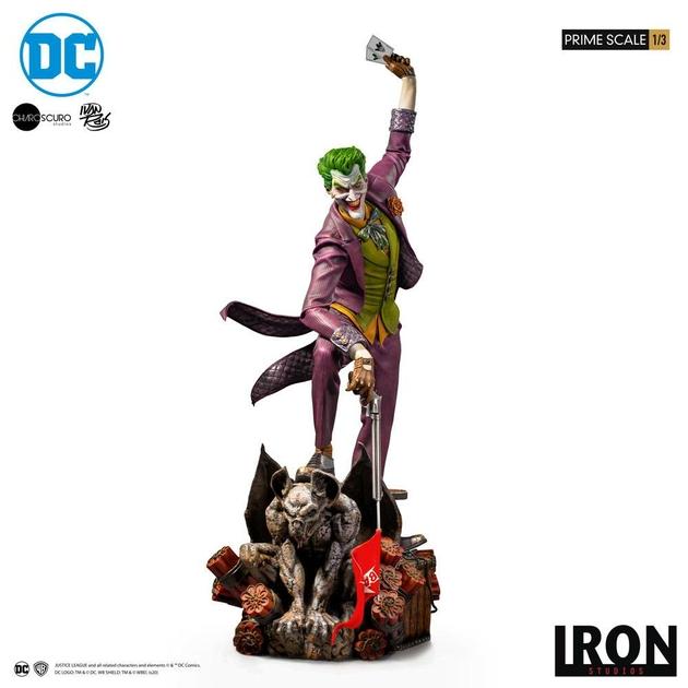 Statue DC Comics Prime Scale The Joker by Ivan Reis 85cm 1001 figurines (1)