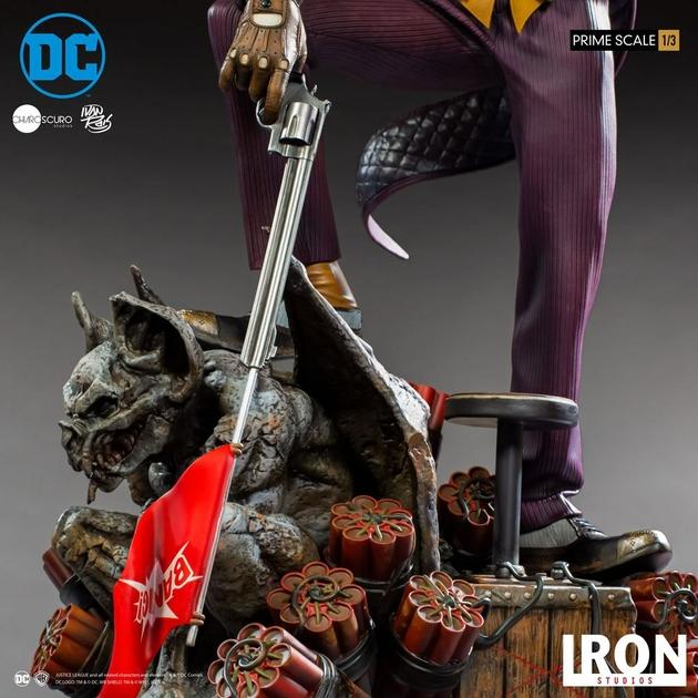 Statue DC Comics Prime Scale The Joker by Ivan Reis 85cm 1001 figurines (14)