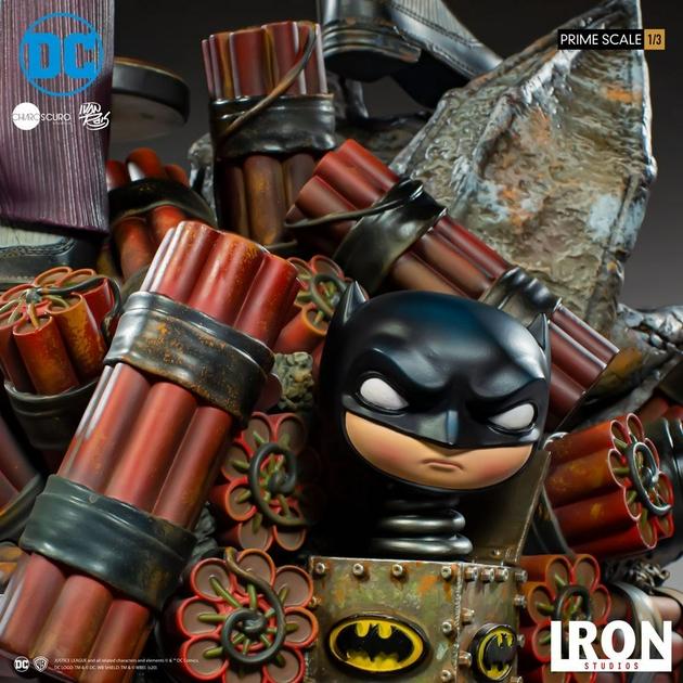 Statue DC Comics Prime Scale The Joker by Ivan Reis 85cm 1001 figurines (15)