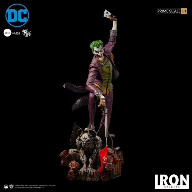 Statue DC Comics Prime Scale The Joker by Ivan Reis 85cm 1001 figurines (19)