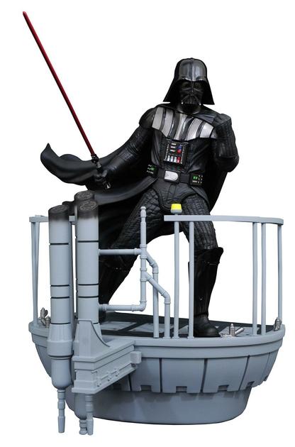 Statuette Star Wars Episode V Milestones Darth Vader 41cm 1001 Figurines