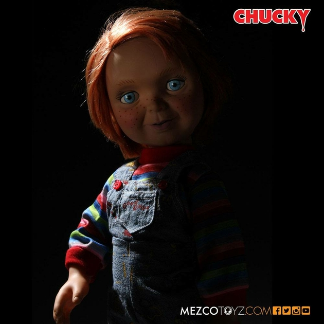 Poupée parlante Chucky Child´s Play Good Guys Chucky 38cm 1001 Figurines (6)