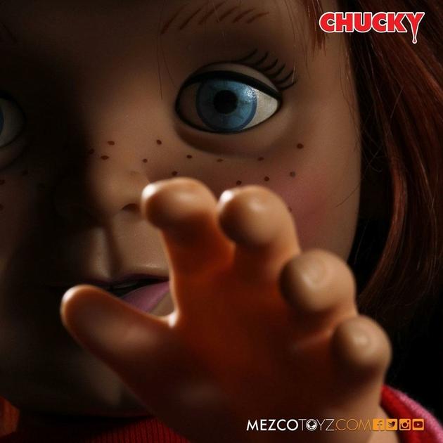 Poupée parlante Chucky Child´s Play Good Guys Chucky 38cm 1001 Figurines (7)