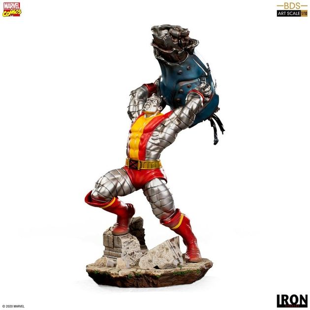 Statuette Marvel Comics BDS Art Scale Colossus 30cm 1001 Figurines (1)