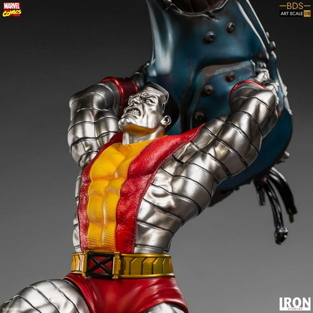 Statuette Marvel Comics BDS Art Scale Colossus 30cm 1001 Figurines (4)