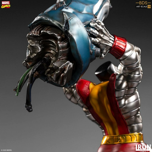 Statuette Marvel Comics BDS Art Scale Colossus 30cm 1001 Figurines (3)