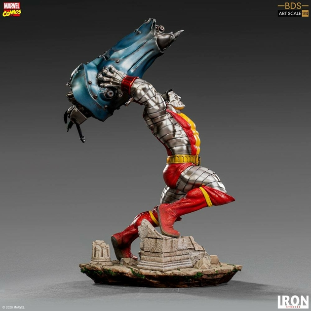 Statuette Marvel Comics BDS Art Scale Colossus 30cm 1001 Figurines (8)