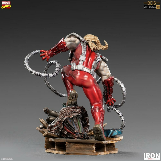 Statuette Marvel Comics BDS Art Scale Omega Red 21cm 1001 Figurines (5)