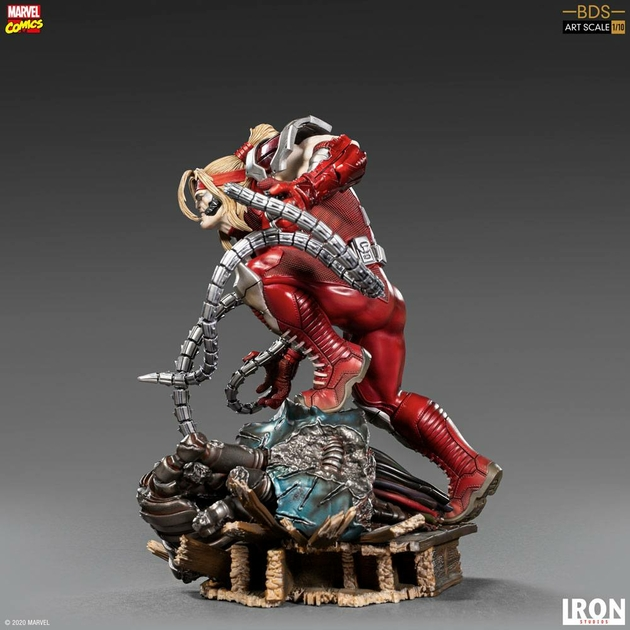 Statuette Marvel Comics BDS Art Scale Omega Red 21cm 1001 Figurines (6)