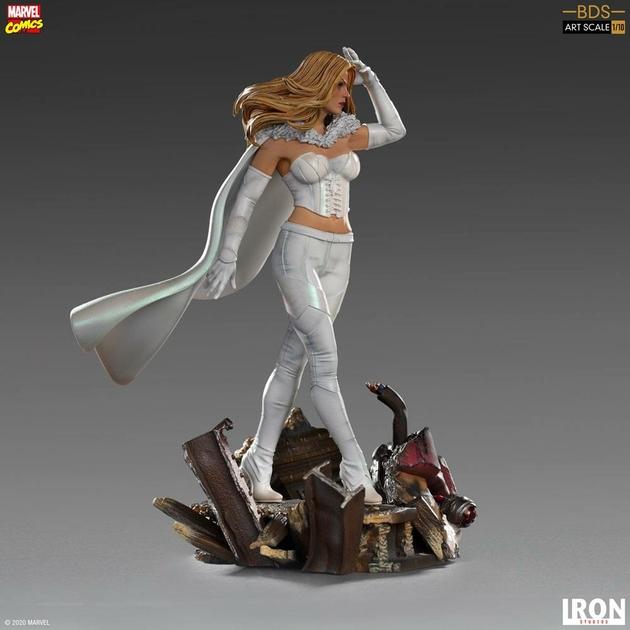 Statuette Marvel Comics BDS Art Scale Emma Frost 21cm 1001 Figurines (4)