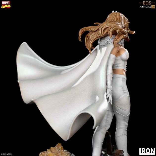 Statuette Marvel Comics BDS Art Scale Emma Frost 21cm 1001 Figurines (5)