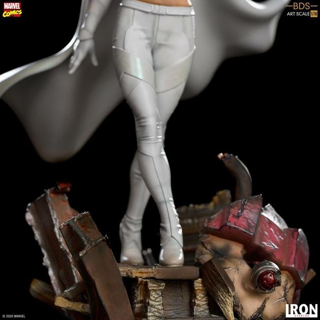 Statuette Marvel Comics BDS Art Scale Emma Frost 21cm 1001 Figurines (7)