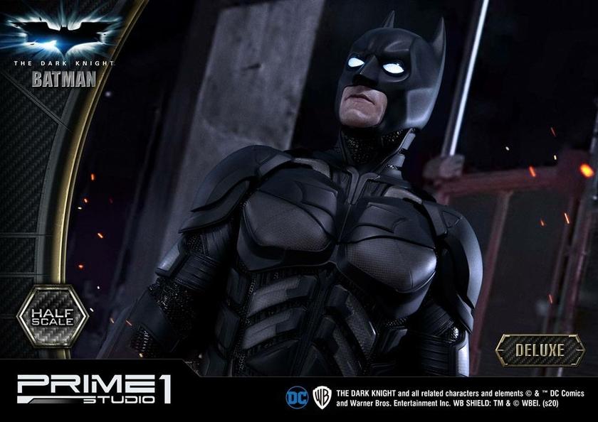 Statue The Dark Knight Batman Deluxe Version 104cm 1001 Figurines (18)