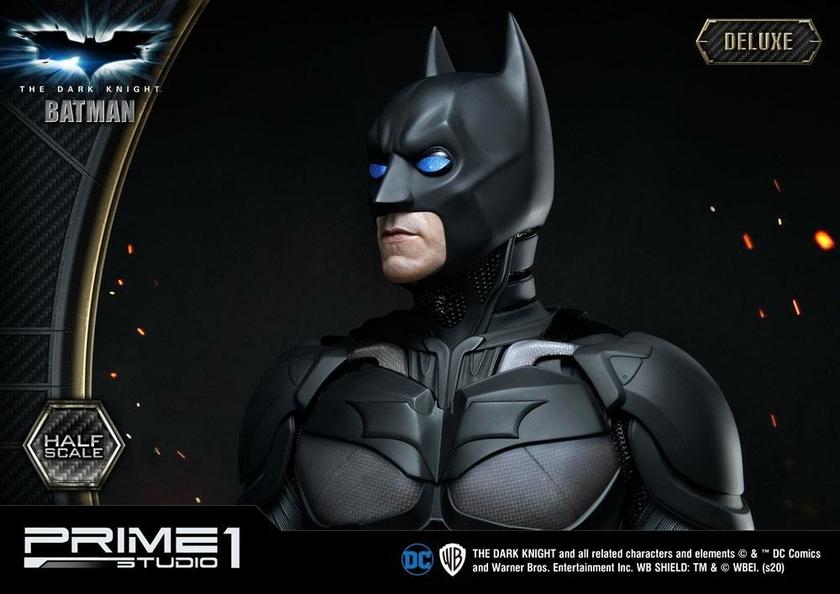 Statue The Dark Knight Batman Deluxe Version 104cm 1001 Figurines (22)