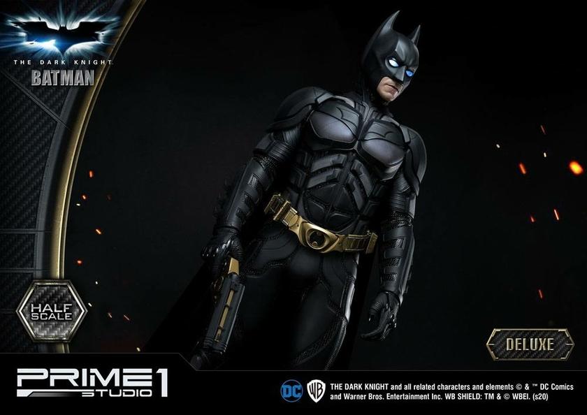 Statue The Dark Knight Batman Deluxe Version 104cm 1001 Figurines (24)