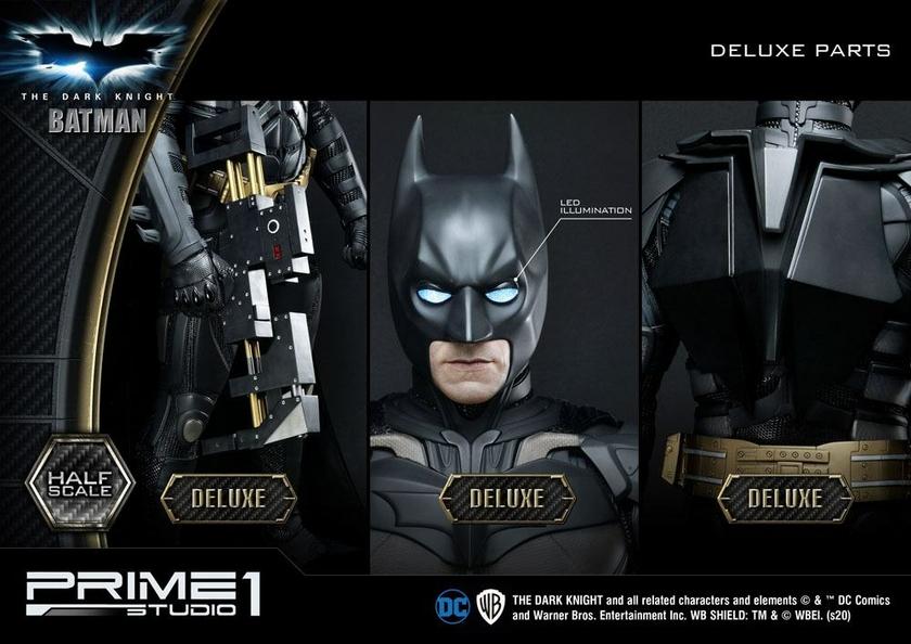 Statue The Dark Knight Batman Deluxe Version 104cm 1001 Figurines (25)