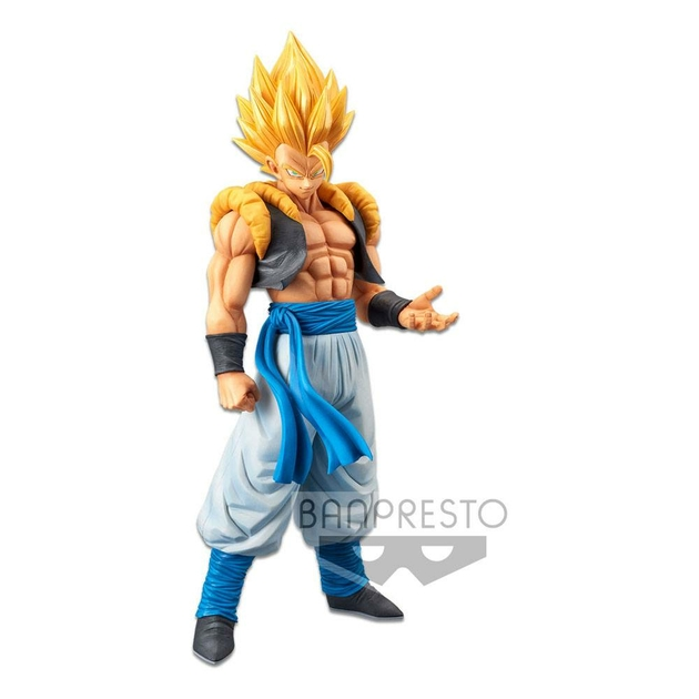 Figurine Dragon Ball Super Grandista nero Gogeta 27cm 1001 Figurines (2)