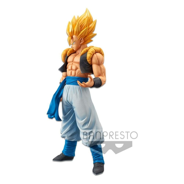 Figurine Dragon Ball Super Grandista nero Gogeta 27cm 1001 Figurines (3)