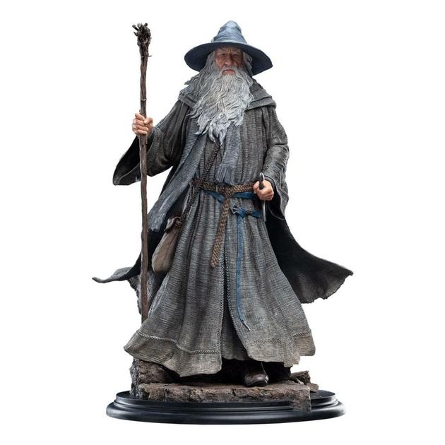 Statuette Le Seigneur des Anneaux Gandalf le Gris Classic Series 36cm 1001 Figurines (1)