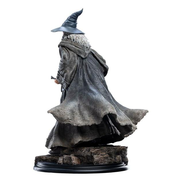 Statuette Le Seigneur des Anneaux Gandalf le Gris Classic Series 36cm 1001 Figurines (4)