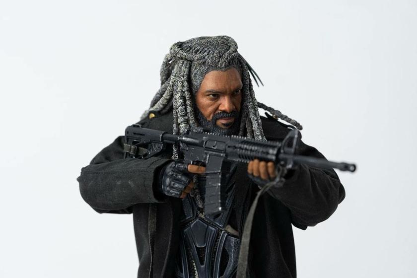 Figurine The Walking Dead King Ezekiel 30cm 1001 Figurines (5)