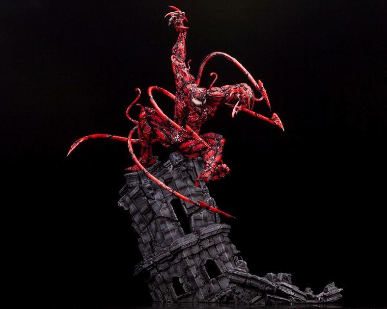 Statuette Marvel Comics Fine Art Carnage 60cm 1001 Figurines (2)